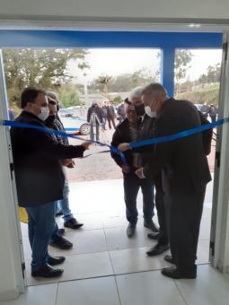 REFORMADA A UBS DÉCIO MARQUES DE SOUZA